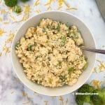 Cheddar Broccoli Rice