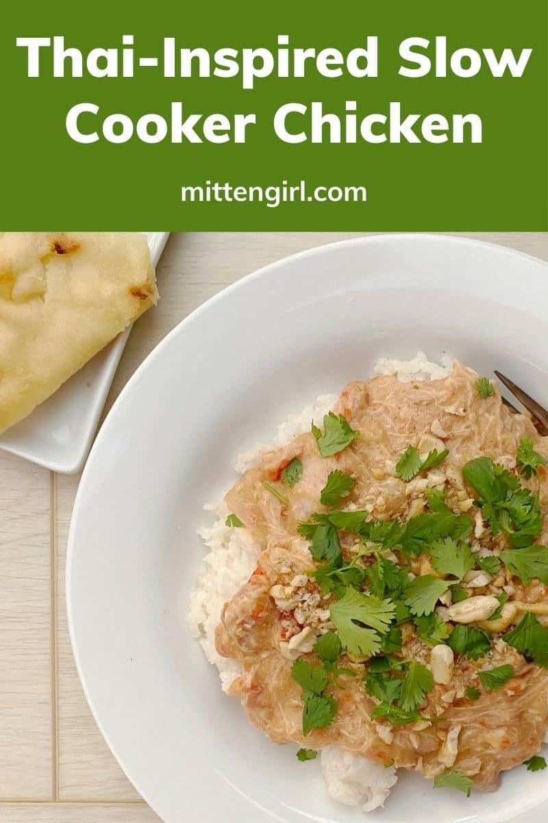 Thai-Inspired Slow Cooker Chicken