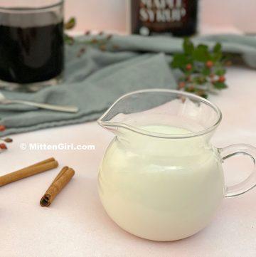 Spiced Milk