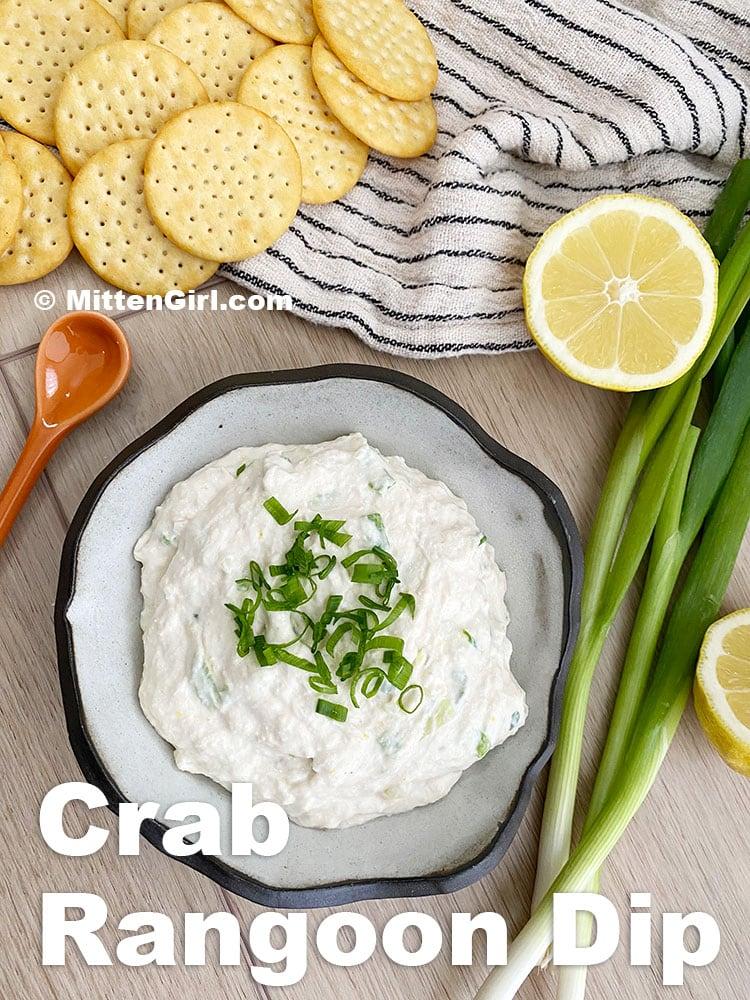 Crab Rangoon Dip