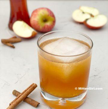 Apple Cinnamon Gin