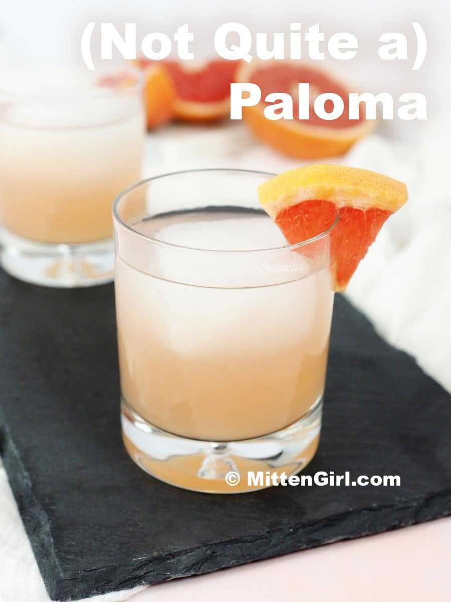 (Not Quite a) Paloma