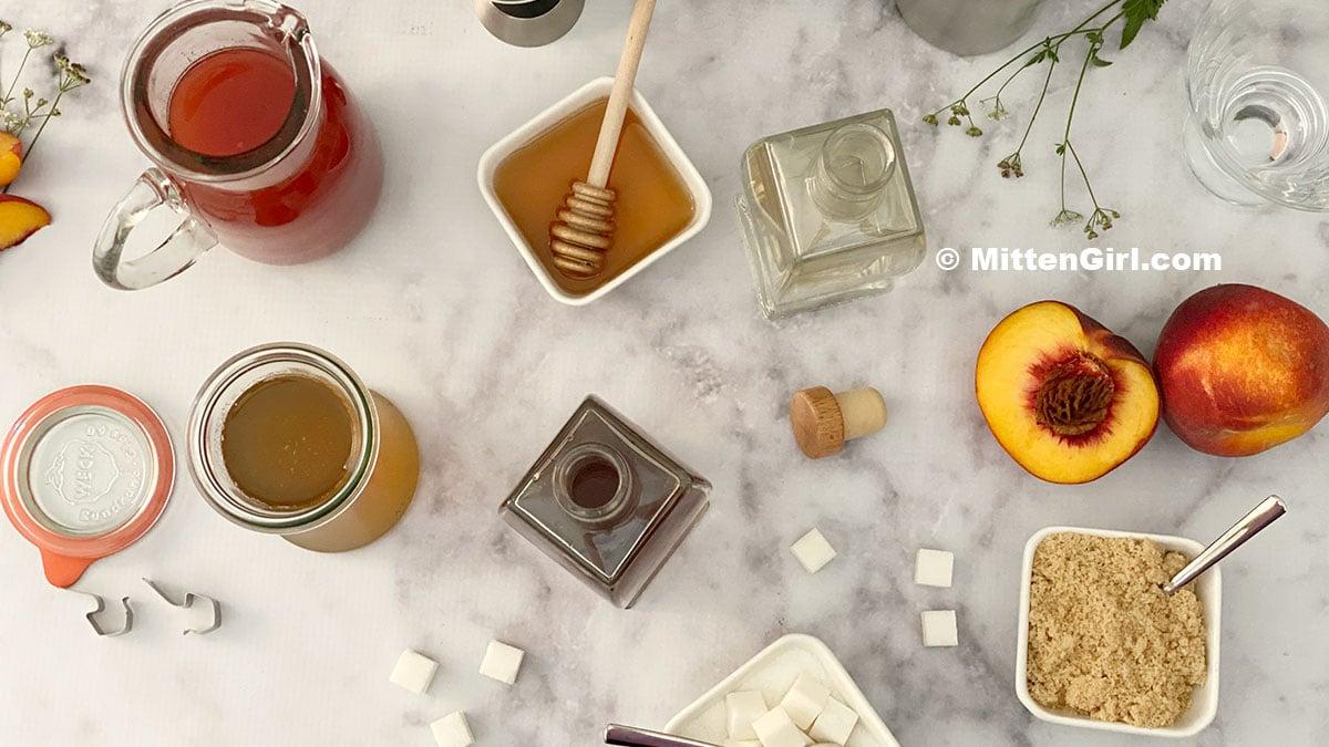 DIY Cocktail Syrups