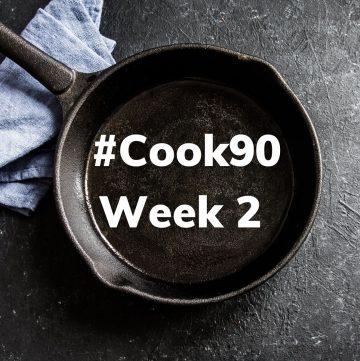 Cook90 - Week 2