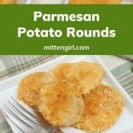 Pin for Parmesan Potatoes