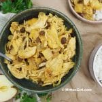 Slow Cooker Chicken and Apples