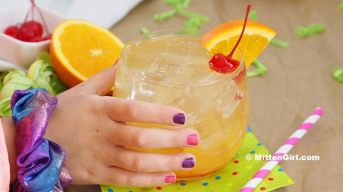 Mocktails for Kids