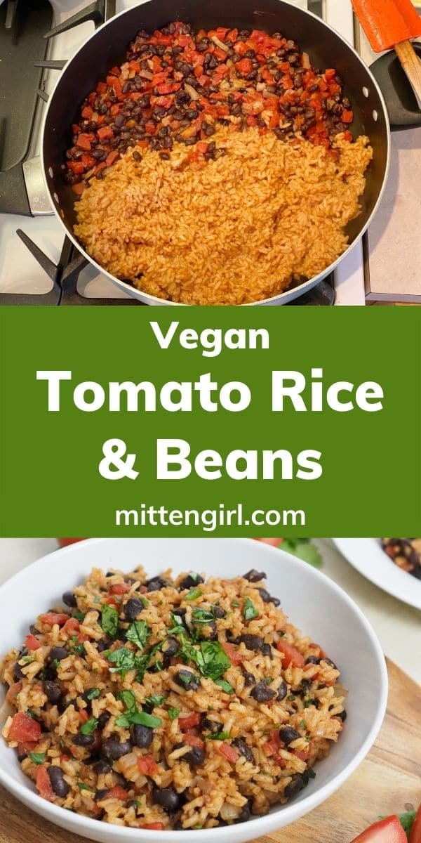 Tomato Rice and Beans