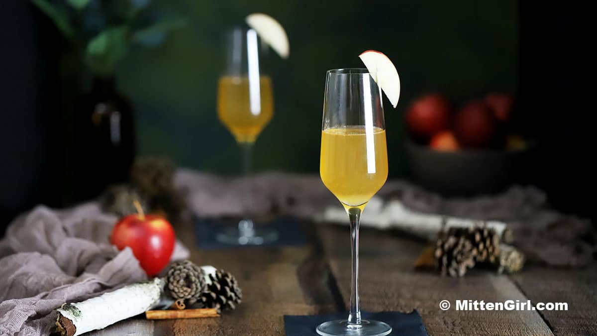 Apple French 75