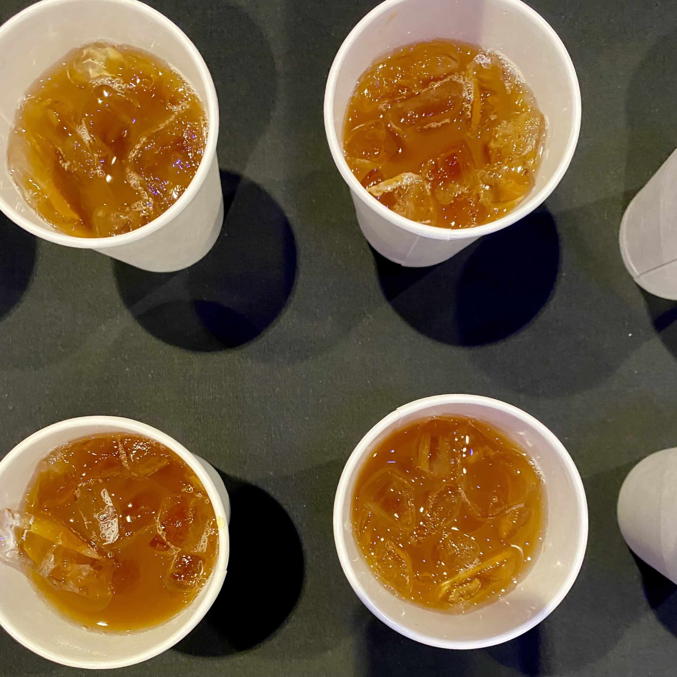 Nonalcoholic Apple Sangria